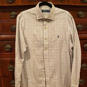 Polo Button-up large